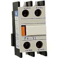 DealMux auxiliar NO Contatos NF Circuito Industry disjuntor do bloco