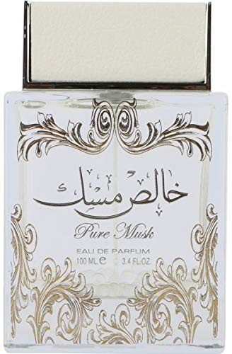 Lattafa Khalis Pure Musk Perfume For Men And Women, Edp, 100Ml