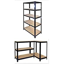 etagere industrielle. Black Bedroom Furniture Sets. Home Design Ideas