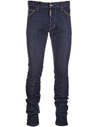 Dsquared2 jeans jean homme cool guy jean blu