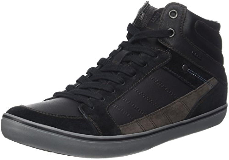 Geox U Box E scarpe da ginnastica a Collo Alto Uomo | Conveniente  | Uomo/Donne Scarpa