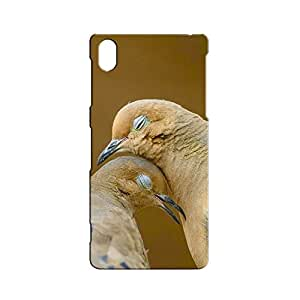 BLUEDIO Designer 3D Printed Back case cover for Sony Xperia Z5 - G5127