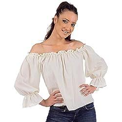 Limit Sport - Camisa de tabernera (NC030)