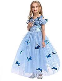 Amazon.it  vestito frozen elsa disney  Abbigliamento 57d9e5682a9