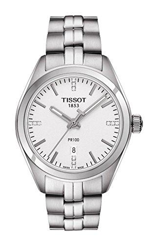 TISSOT – Ver T1012101103600 Tissot PR 100 DAMA