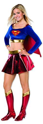 Supergirl Teen Costume Teen (Superman Teen Kostüm)