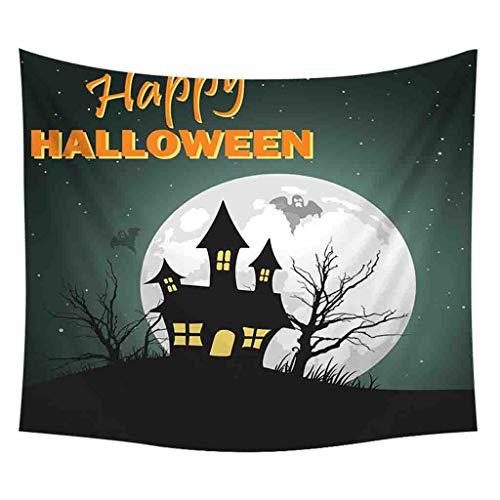 Opalley lanterna di halloween motivo di tappeto da bagno coperta tappetini da bagno impediscono spostamento slittamento stampa 3d super assorbente