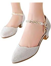 2a9f277524cd5 Suchergebnis auf Amazon.de für: glitzer - Sandalen / Mädchen: Schuhe ...