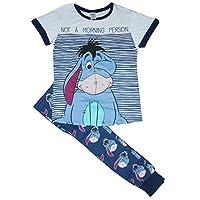 Disneys Eeyore Ladies Womens Pyjamas 100% Cotton 8 Upto 22
