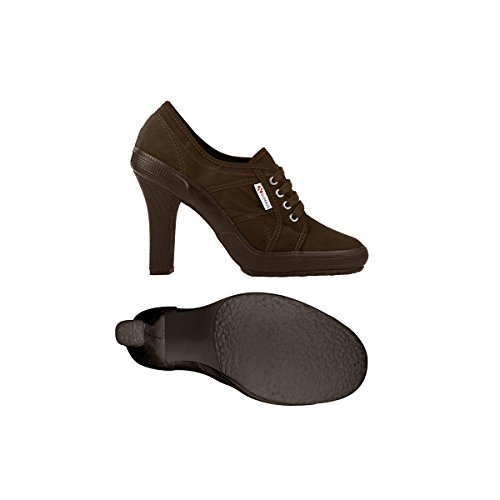 Chaussures Dame - 2065-velw FULL DK COFFEE