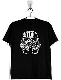 Star Wars Camiseta con Diseño borroso de Soldado Imperial Para Hombre dBiTc0