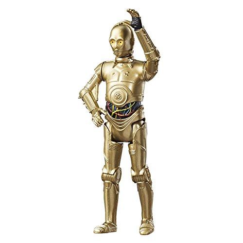 Star Wars: Episodio VIII - Los últimos Jedi - C-3PO Force Link 9.5cm Figura de acción