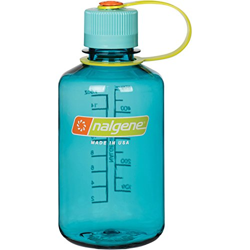 Nalgene Klassiker EH Trinkflasche, Cerulean blau, 0.5 Liter