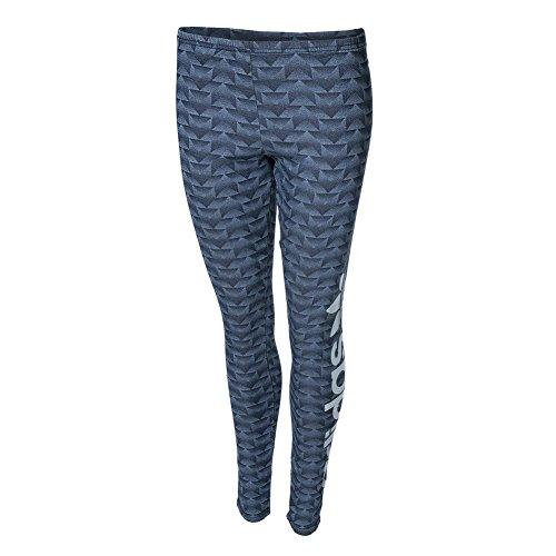 Adidas Pantalons de sport Track Denim Leg Gris