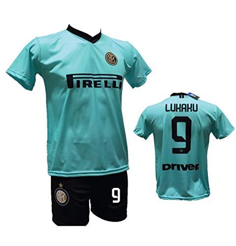 Taglie da Bambini e Adulti DND di DAndolfo Ciro Pantaloncini F.C Personalizzabile con Il Tuo Numero Preferito Inter Calcio Prodotto Ufficiale Replica autorizzata