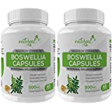 Natureal Boswellia Serrata Shalaki Extract 800 Mg Capsules For Bones & Joints Health - 120