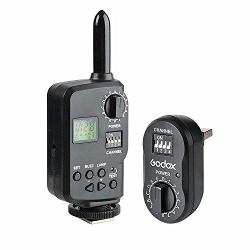 Godox FT-16telecomando wireless Power Controller trasmettitore Flash Strobe Trigger ricevitore