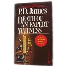 Death of an Expert Witness (Adam Dalgliesh Mystery Series #6) by P. D. James (1985-11-01)