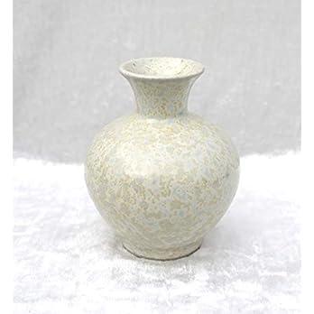 Blumenvase Keramik Töpferei 12 cm – schöne Geschenkidee