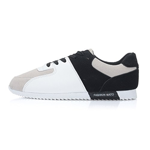 Hommes sport chaussures casual shoes Chaussures Forrest Gump Black