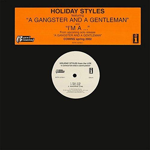 A Gangstar and a Gentleman [Vinyl LP]