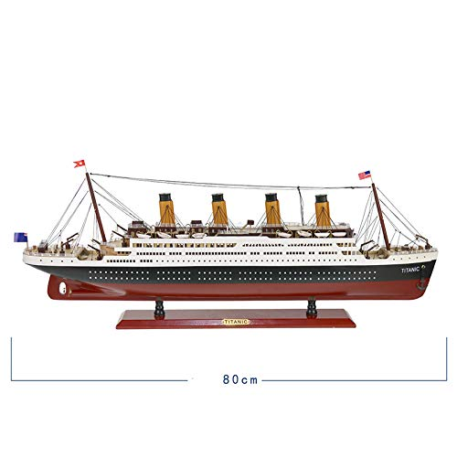 HWTP Mittelmeer Massivholz Segelboot Modell Kreuzfahrtschiff Mittelmeer Einrichtungsgegenstände Dekoration Wandbilder Verzierung Ornamente Kunsthandwerk