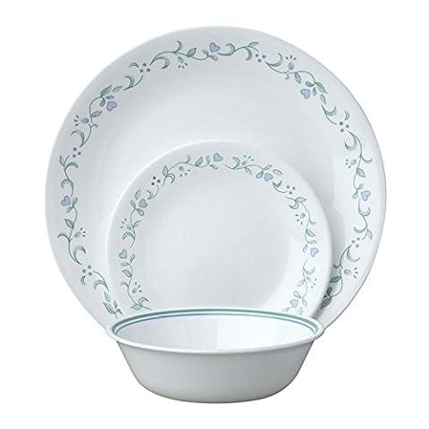Service Vaisselle 18 Pieces - Corelle Service de vaisselle pour 6 personnes