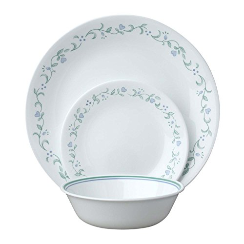 corelle-18-piece-vitrelle-glass-country-cottage-chip-and-break-resistant-dinner-set-service-for-6-gr
