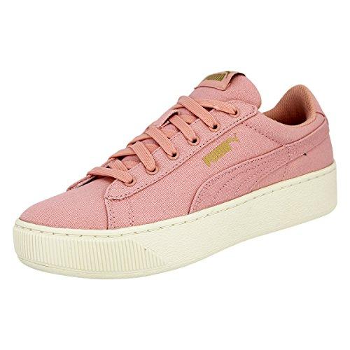 Puma Vikky Platform, Sneakers Basses Femme, Rose