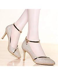 Amazon.es  Stilettos - 38   Aire libre y deportes   Zapatos para ... fea129a760f8