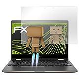 atFolix Bildschirmfolie für HP Spectre x360 15-ch009ng Spiegelfolie, Spiegeleffekt FX Schutzfolie