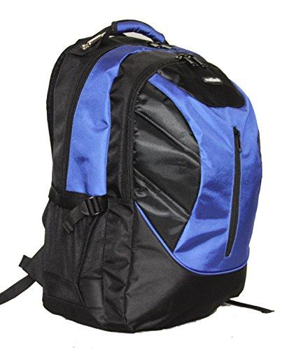 Hohe Qualität 43,2cm oder 48,3cm Laptop Kabine Zugelassen Rucksack Kabine Flight Tasche Reisetasche Rucksack Ryanair Handgepäck - 17 Inch Blue