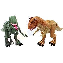 Dinosaurio por control remoto interactivo