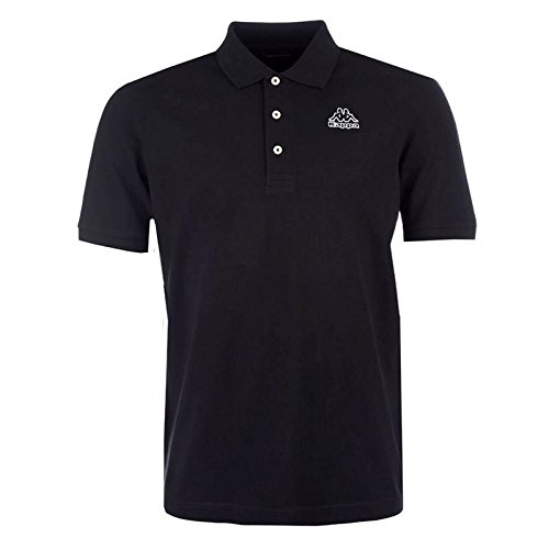mens-kappa-mens-omini-polo-shirt-in-black-xl