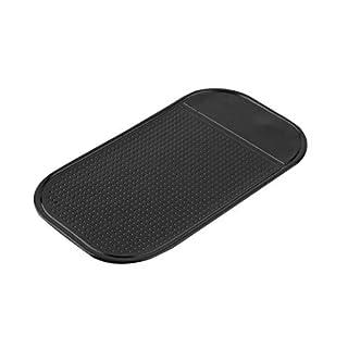 Monllack 1PC Auto-Armaturenbrett-klebrige Auflage Silikagel-Stark-Saugnapfhalter Anti Rutsch-Matte für Handy Autozubehör