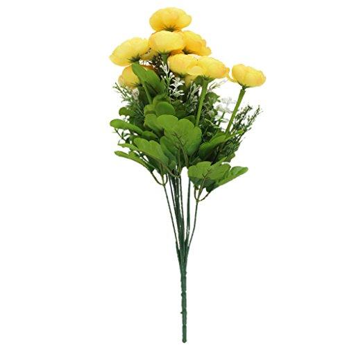 11-cabeza-flores-camelia-artificial-seda-decoracion-banquete-boda-amarilla