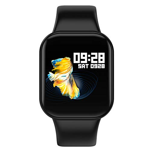 Smart Watch Sport Fitness Aktivität Herzfrequenz-Tracker Blutdruckuhr