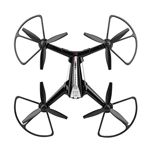 Mini drone quadricottero, four axis aircraft drone model rc toy gps posizionamento fisso