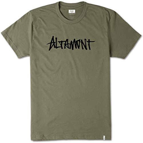 Altamont T-Shirt One Liner Short Sleeve Military