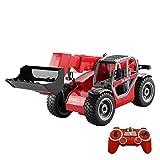 Ferngesteuertes Auto Elektrische RC Radio Fernbedienung Fahrzeug Sport Racing Hobby Modell Auto 1:16 Ferngesteuerter Bagger mit Teleskoparm Intelligentes Spielzeug für Double Eagle E575-001