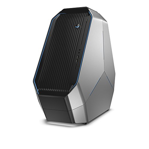 Dell Alienware Area 51 Threadripper Gaming Desktop (Epic Silver) - (AMD Ryzen Threadripper 1950X Processor, 64GB RAM, 512GB SSD and 2TB HDD, NVIDIA GTX 1080 8GB Liquid Cooled Graphics Card, Windows 10 Home)