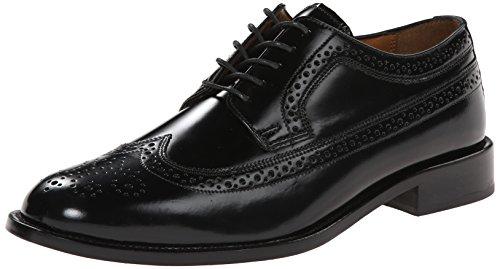 Bostonian  Malden, Chaussures de ville à lacets pour homme noir noir Noir
