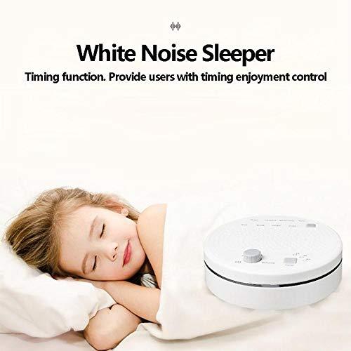 ZJH White Noise Machine, 8 beruhigende Geräusche