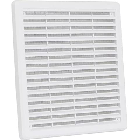 High Quality Air Vent Grille Cover 250 x 250mm (10x10inch)