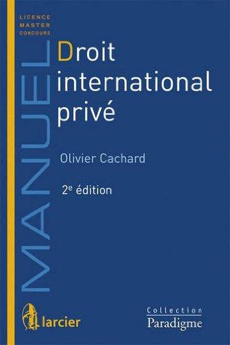 Droit international priv