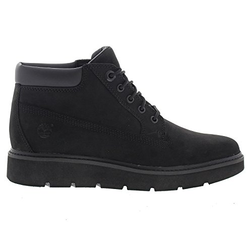 Timberland Kenniston Nellie Black Nubuck CA1GNS, Stivali Black