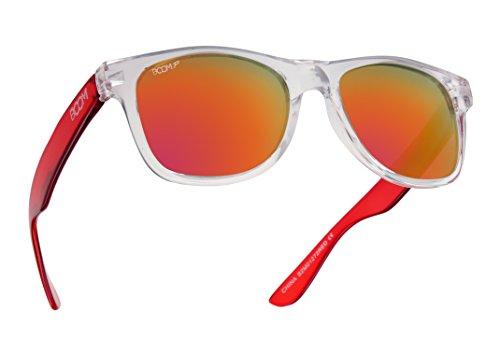 Boom Spectrum Premium occhiali da sole polarizzati per uomini e donne di Dimensional Optics CHERRY BOMB