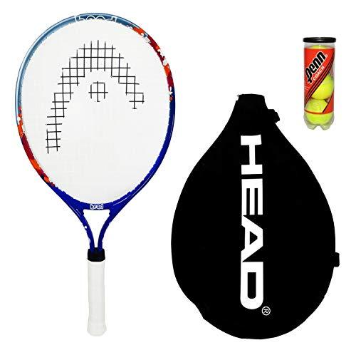 nnis Racket + 3Tennis Balls RRP £55 ()