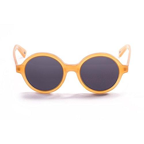 OCEAN SUNGLASSES - Japan - lunettes de soleil polarisÃBlackrolles  - Monture : Marron Transparent - Verres : FumÃBlackrolle (4000.7)