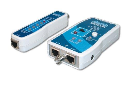 Coax Remote (Netzwerk Kabeltestgerät für RJ45, RJ12, RJ11 Kabel und BNC Kabel und Coax Kabel)